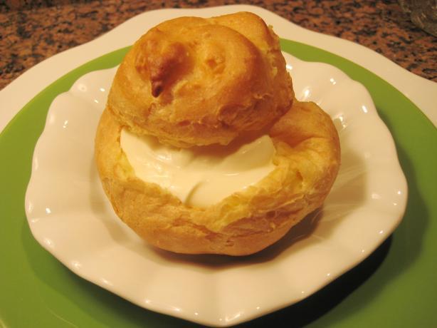 Cream Puff Dough