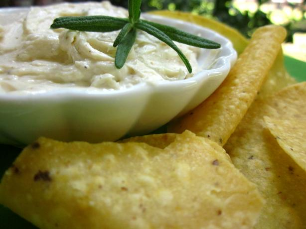 Rosemary Jalapeno Blue Cheese Dip