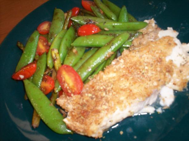 Cooking Light's Easy & Crispy Baked Fish Fillets