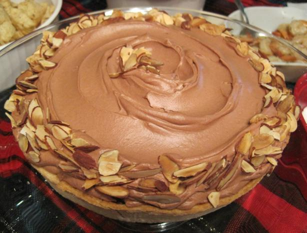 Kahlua & Baileys Chocolate Cream Pie