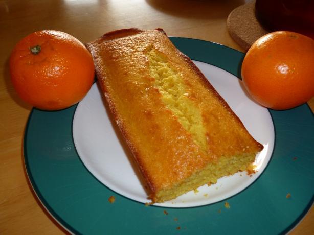 Orange Shake'm up Cake