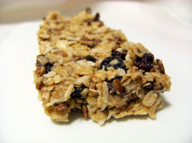 Peanut Butter Energy Balls (Energy Bar) - Easy No Bake