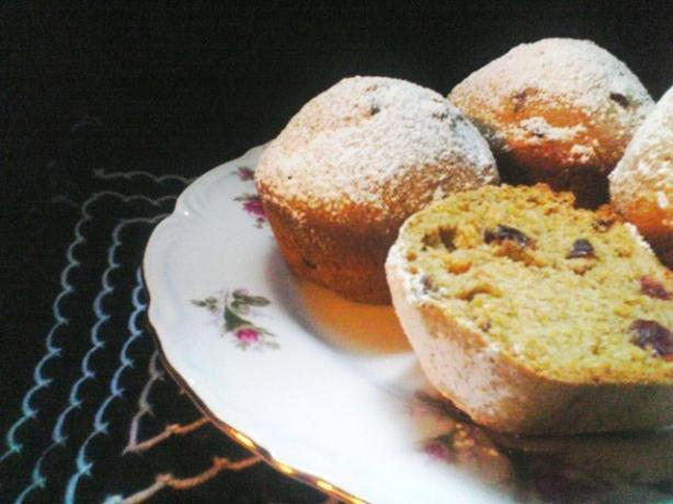 Surmælksfrugtbrød Danish -Sour-Cream Fruit Bread -