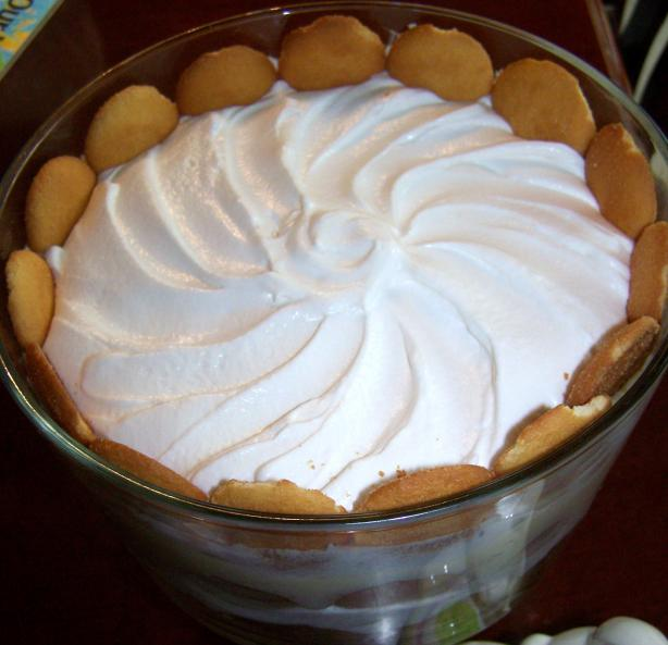 Don't You Dare Give Me Instant - Banana Pudding Supreme