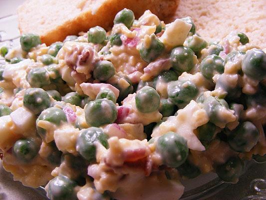 Green & Gold Salad