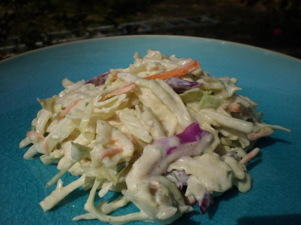 Best Ever Coleslaw (With Blue Cheese)