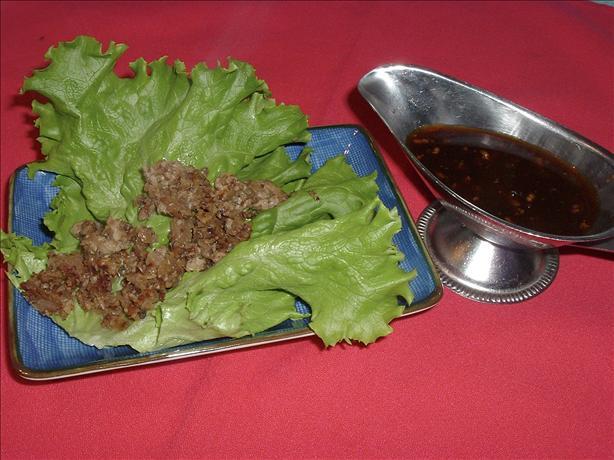Bergy Dim Sum #1, Pork & Lettuce Rolls