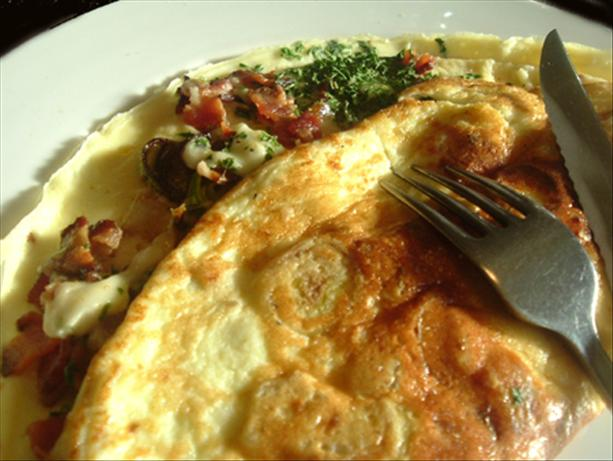 Savory French Omelet
