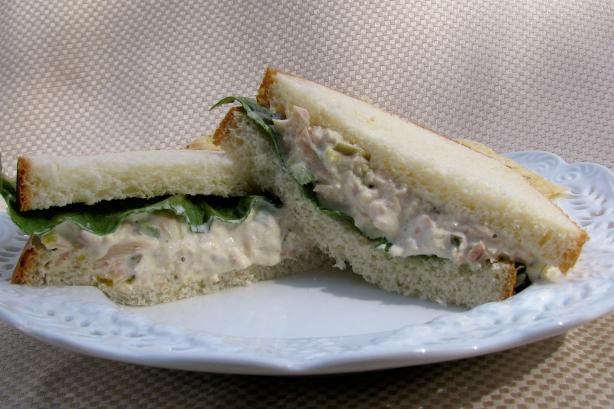Just Another Tuna Salad Sandwich