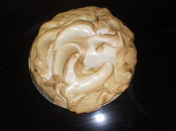 Southern Peanut Butter Cream Pie