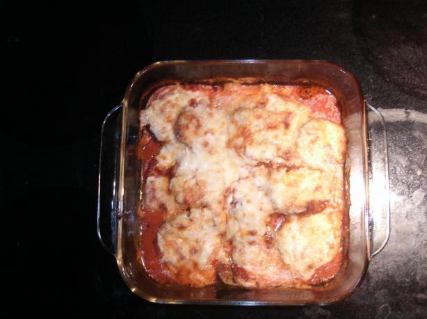 Weight Watcher Easy Cheesy Eggplant Casserole (3 Ww Points)