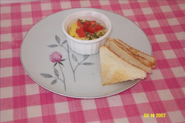 Fancy but Easy Breakfast Custard Omelets
