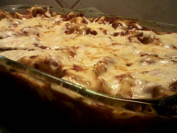 Easy Vegetable and Cheese Lasagna