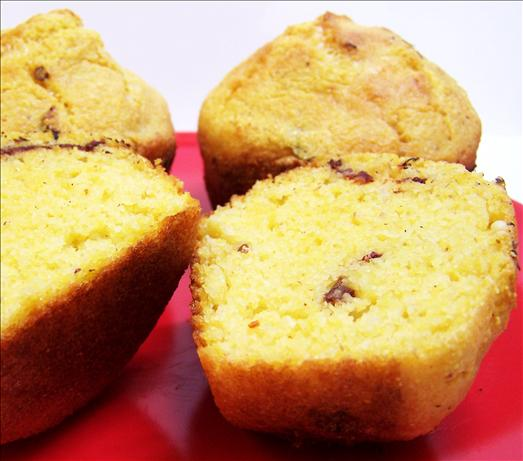 chipotle corn muffins