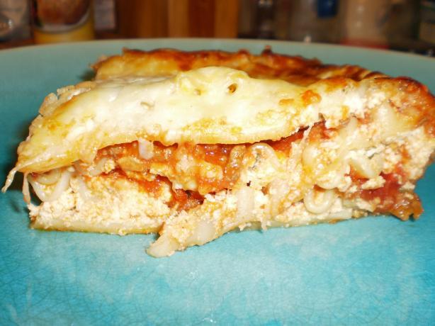 Our Favorite Lasagna
