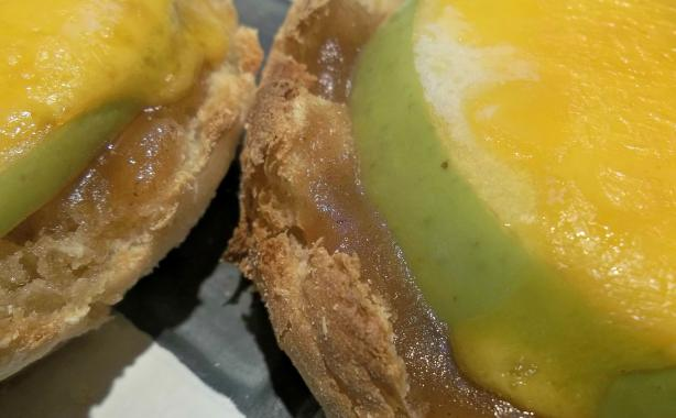 Double Apple English Muffins