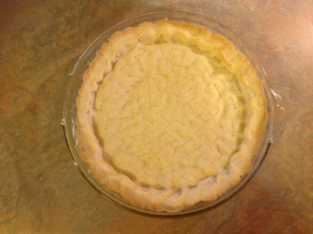 Easy Shortbread Tart Crust (No Roll)