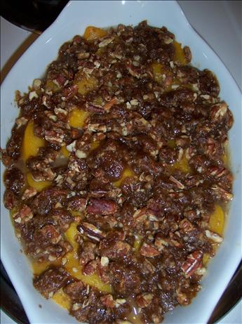 Season's Pecan Praline Peaches