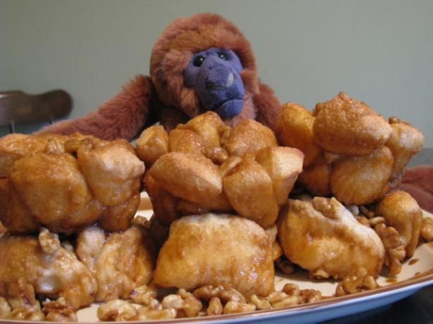 Monkey and Gorilla Bread