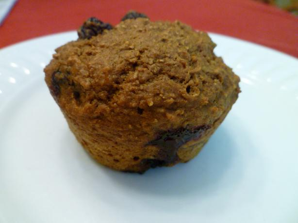 The Very Best Blueberry Bran Muffins