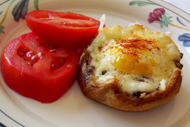 Breakfast Egg Nests