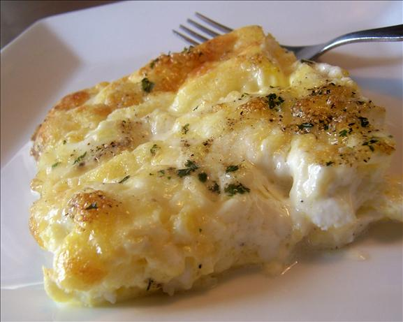 Baked Swiss Cheese Omelet