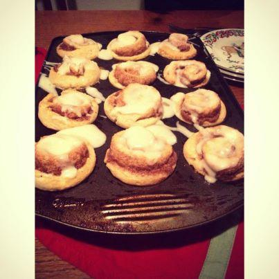 Grandma Moog's Quick and Easy Cinnamon Rolls