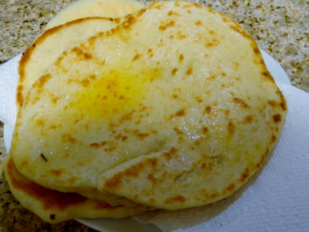 Yes You, Naan Bread!!