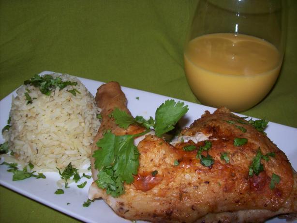 Hedgiehog's Tandoori Chicken