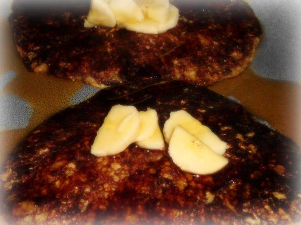 Healthy Whole Wheat Banana Yogurt Pancakes