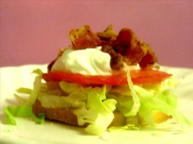 Paula Deen's BLT Appetizer