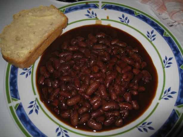 Sally Minahan's Maple Baked Beans