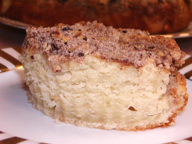 Cinnamon Picnic Cake