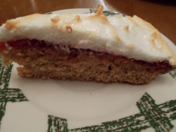 Teisen Sinamon (Welsh Cinnamon Cake)
