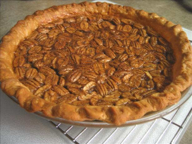 Mom's Southern Pecan Pie