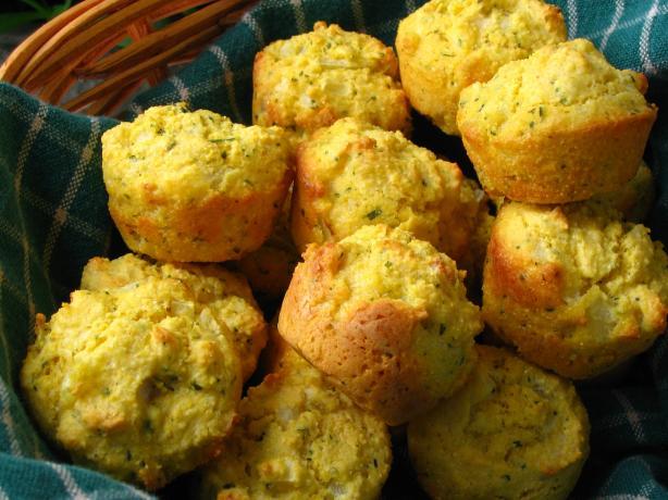 Hush Puppy Muffins