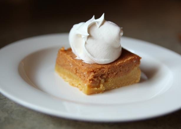 Pumpkin Gooey Butter Cake (Paula Deen)