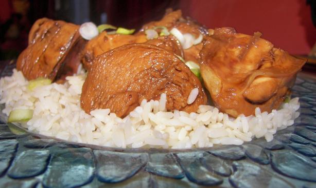 Sweet Braised Chicken