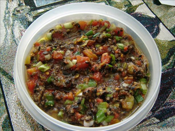 Green Chili Salsa