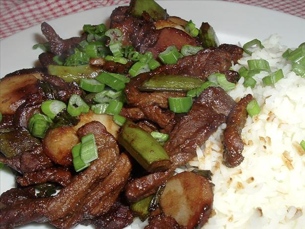 Quick and Easy Stir-Fry Beef