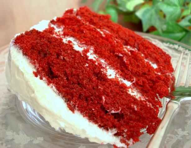 Mimi's Red Velvet Cake