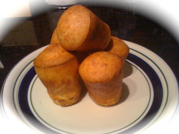 Parmesan Cheese Popover