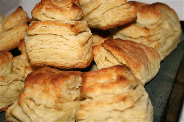 Extra-Flaky Southern Buttermilk Biscuits