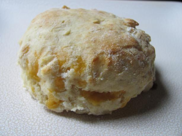 Gluten Free Cheddar Dill Scones
