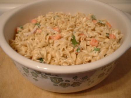 Garden Pasta Salad