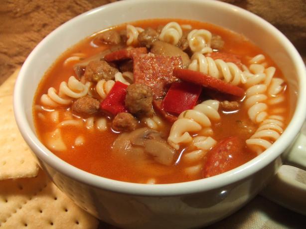 Easy Italian Stew