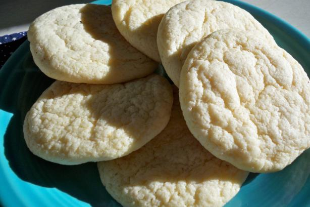 Sweet Milk Cookies