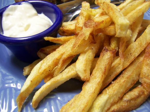 Belgium Frites(French Fries)