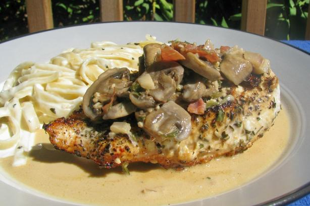 Chicken Marsala Like Carrabba's