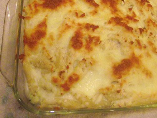 --4 Cheese Baked Ziti--